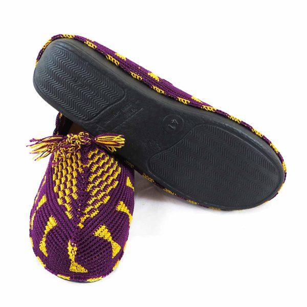 کفش گیوه زنانه سنتی کرمانشاه سایز 40 کد 138