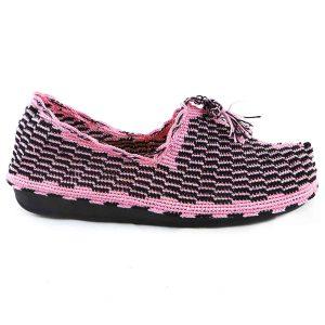 کفش گیوه زنانه سنتی کرمانشاه سایز 40 کد 136